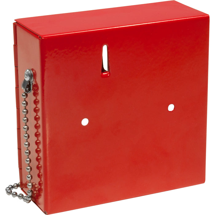 Barska Breakable Emergency Key Box w/ Attached Hammer - AX11838
