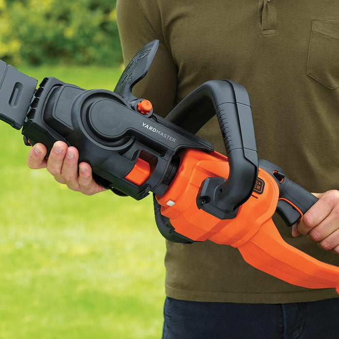 Black and Decker BCASCS60B 20-Volt Yardmaster Chainsaw Attachment - Bare Tool