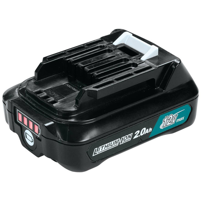 Makita BL1021BDC1 12-Volt 2.0Ah CXT Lithium-Ion Battery and Charger Starter Kit