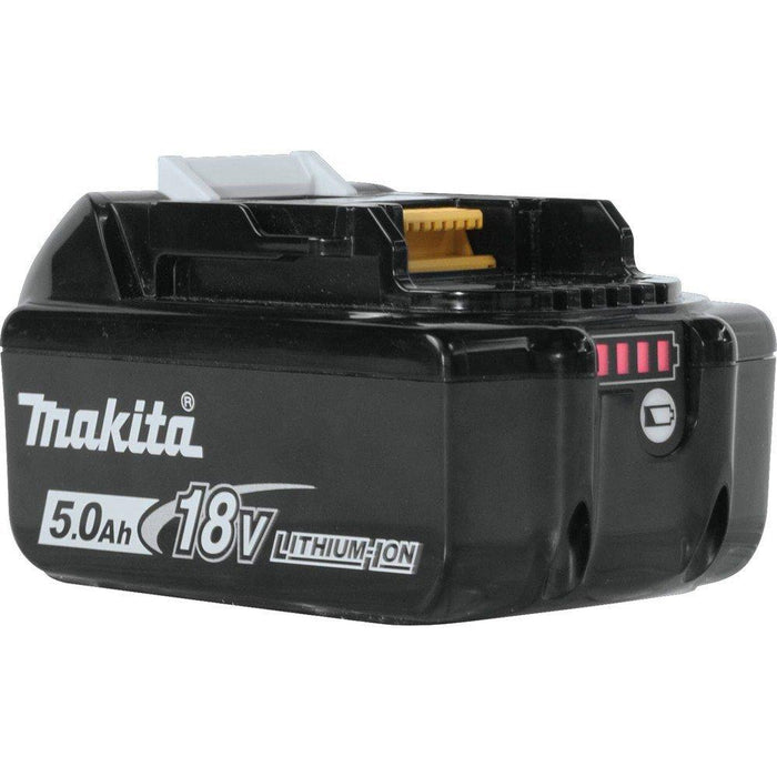 Makita BL1850B-2  18-Volt 5.0Ah LXT L.E.D.  Lithium-Ion Charging Battery, 2-Pk