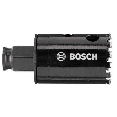 Bosch HDG114 1-1/4-Inch 32mm Integral Quick Change Adapter Diamond Grit Hole Saw