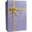 Barska CB11796 6.5-Inch Steel Purple Gift Box Lock Box with Key Lock