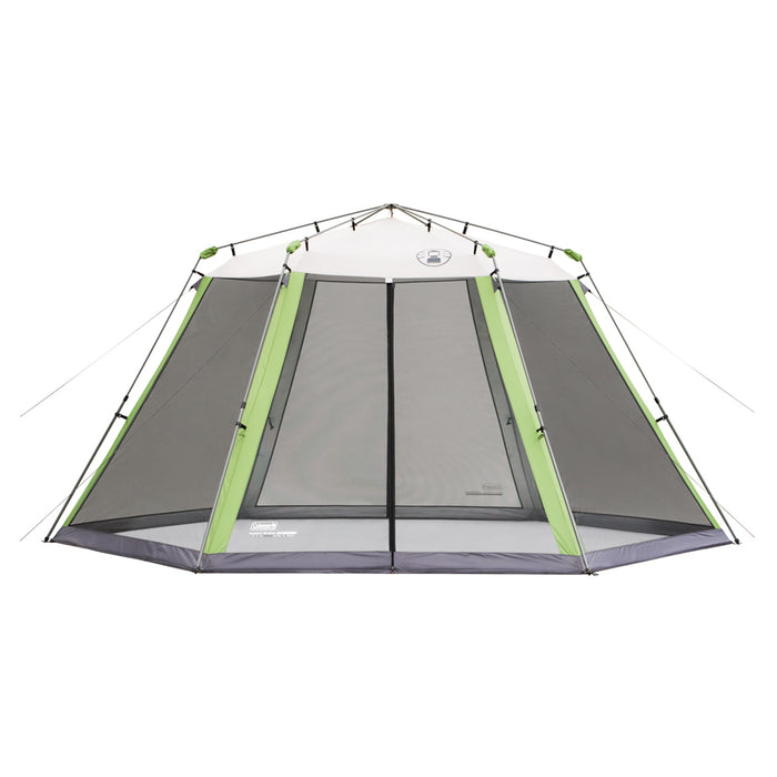 Coleman 2000032019 15 x 13-Foot Green Durable Camping Instant Screen Shelter