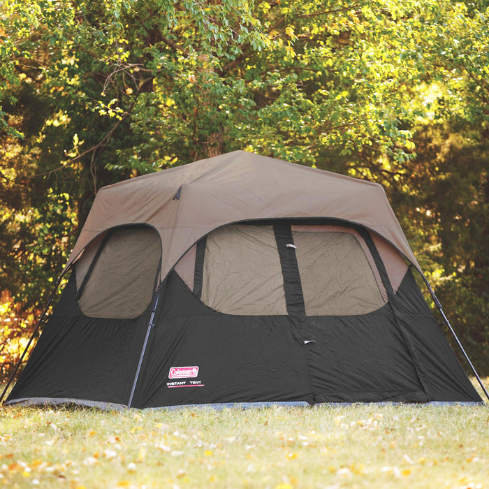 Coleman 2000010331 10 x 9-Foot 6-Person Durable Portable Instant Rainfly Tent