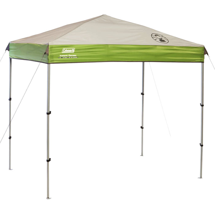 Coleman 2000012221 7 x 5-Foot Portable UV-Guard Instant Shade Shelter Canopy
