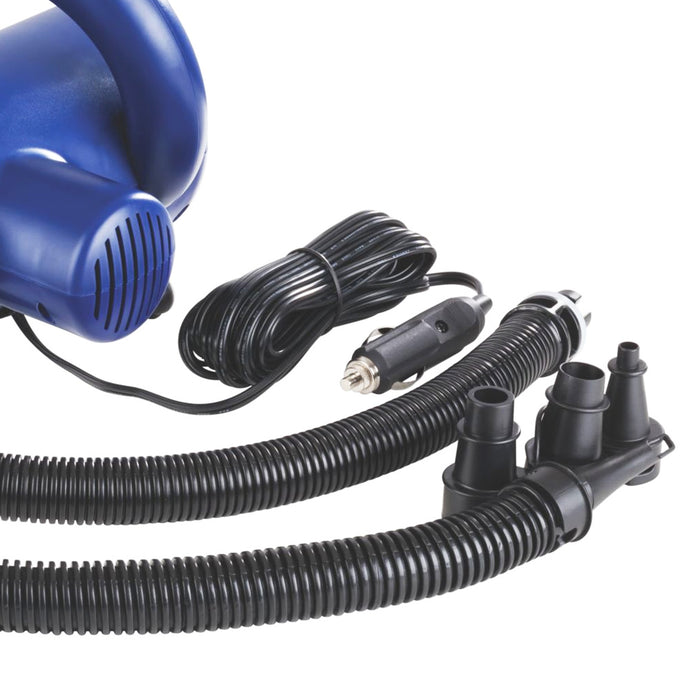 Coleman 2000014066 12-Volt 15-Psi Adjustable Hose Sup and Water Sport Pump