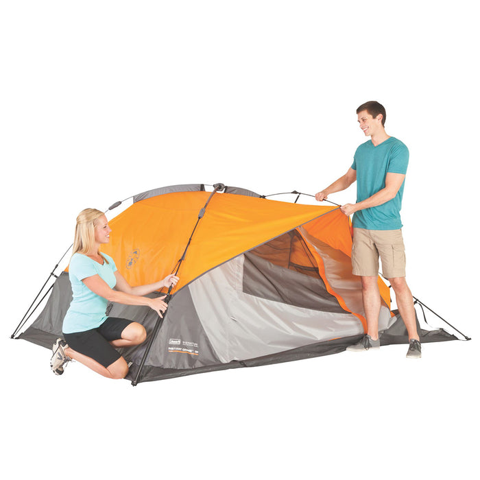 6dc70240534 Coleman 2000015674 10-Foot x 7-Foot 5-Person Instant Dome Tent ...
