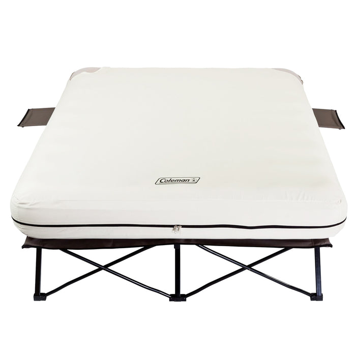 Coleman 2000020270 78-Inch x 59-Inch AirTight Inflatable Airbed Cot - Queen
