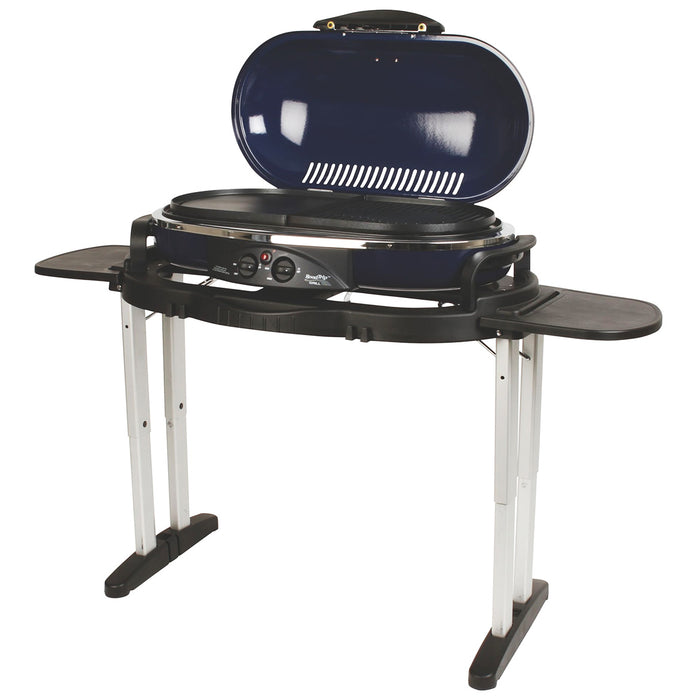 Coleman 2000020966 20,000 Btu Portable Folding Roadtrip Swaptop LX Stand Grill