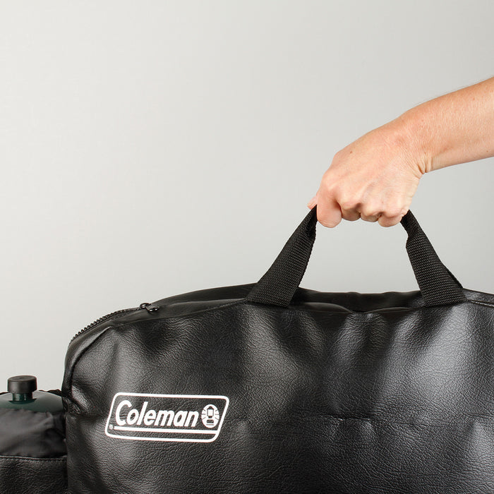 Coleman 2000020969 Black Durable Polyester Portable Stove Carry Case - Small