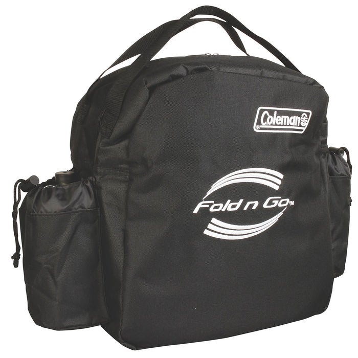 Coleman 2000020973 Nylon Portable Comfort Zippered Fold N Go Carry Case