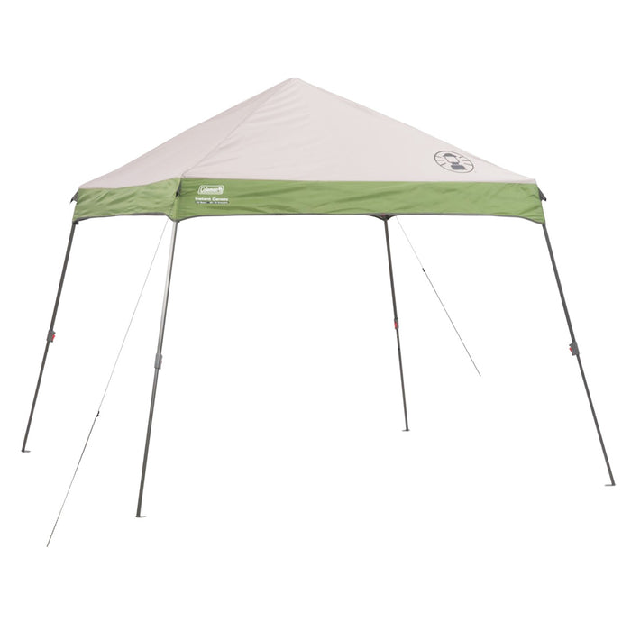 Coleman 2000023971 10 x 10-Foot Portable Instant Wide Base Shelter Canopy