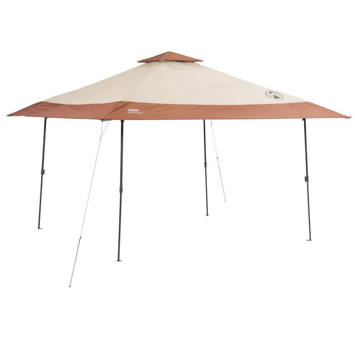 Coleman 2000023972 13 x 13-Foot Portable Back Home Instant Eaved Shelter  Canopy