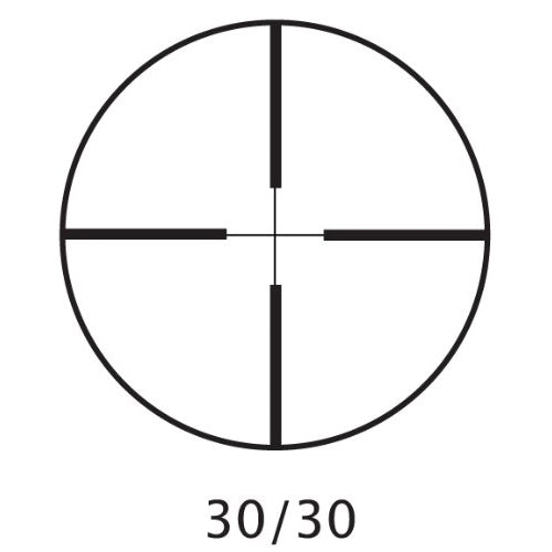 Barska CO11342 3-9X40 40mm Diameter Tube 30/30 Reticle Colorado Riflescope