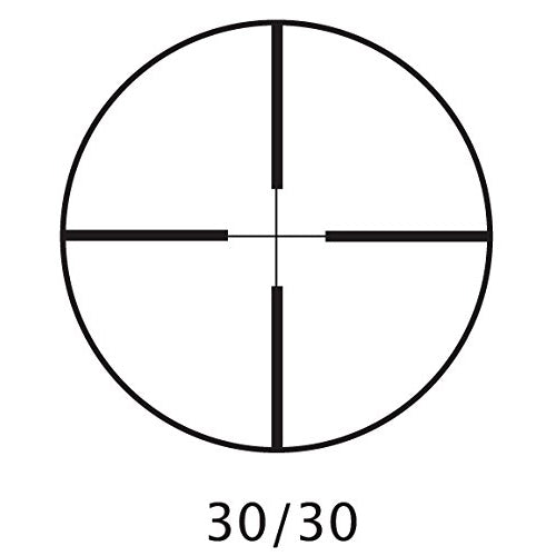 "Barska CO11774 3-9X50 1"" Diameter Tube 30/30 Reticle Colorado Riflescope"