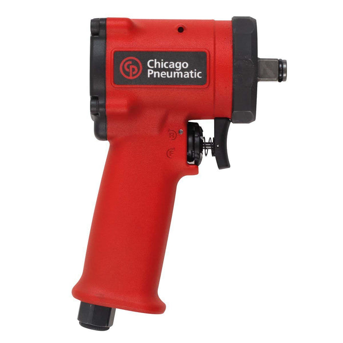Chicago Pneumatic CP7732 1/2-Inch Drive Aluminum Body Stubby Impact Wrench