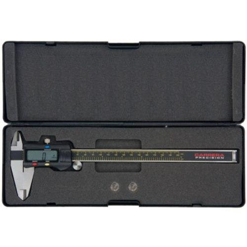 "Carrera Precision 6"" Electronic Fractional Digital Caliper Micrometer - CP7906"