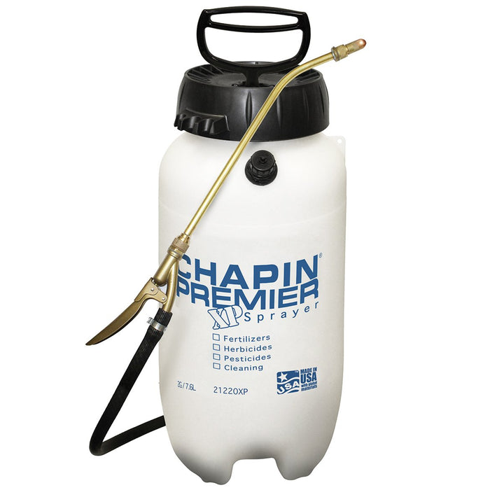 Chapin 21220XP 2 Gallon Heavy Duty Premier Pro Wide Mouth XP Tank Poly Sprayer