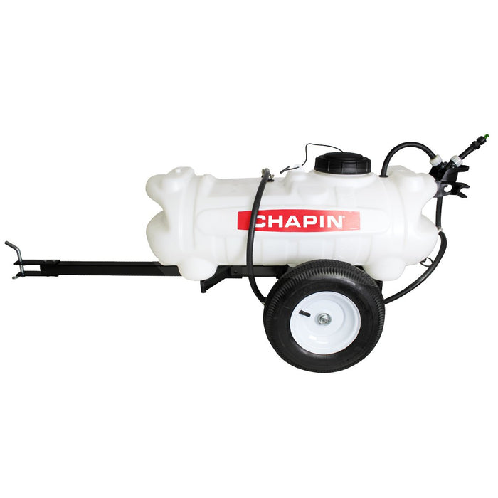 Chapin 97650 15 Gallon EZ Tow Precision Mechanical Peristalic Behind Sprayer