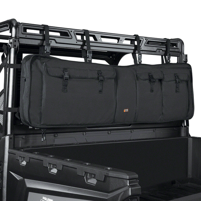 Classic Accessories 18-129-010401-00 Black Heavy Duty UTV Double Gun Carrier