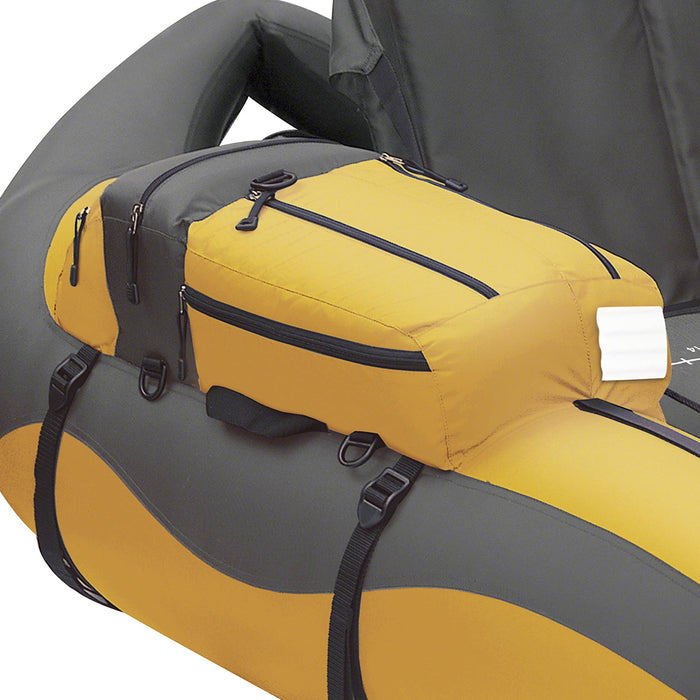 Classic Accessories 32-007-014001-00 Gold Togiak Inflatable Fishing Float Tube