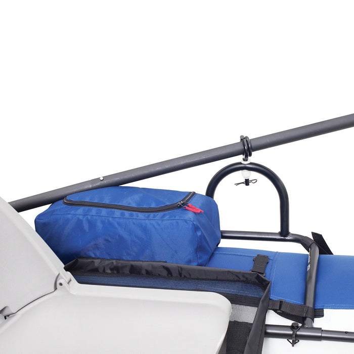 Classic Accessories 32-048-010601-00 8-Foot Blueberry Roanoke Pontoon Boat