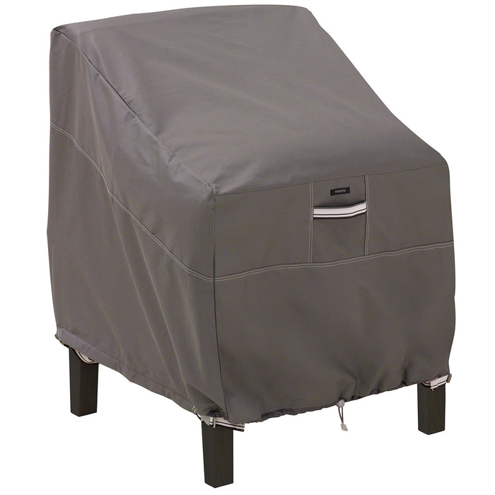 Classic Accessories 55-160-015101-EC Ravenna Dark Taupe Lounge Chair Cover