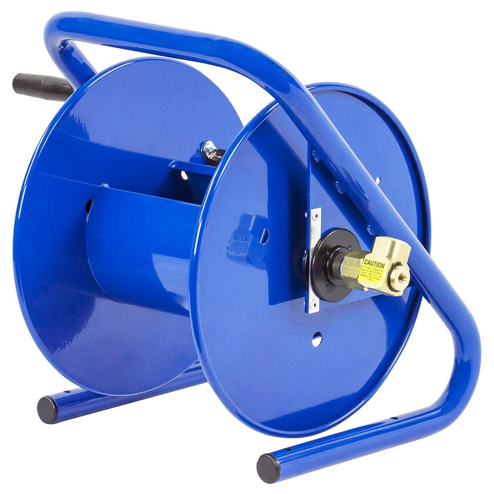 Coxreels 112-3-100-CM 100-Foot 3/8-Inch Caddy Mount Hand Crank Reel w/o Hose