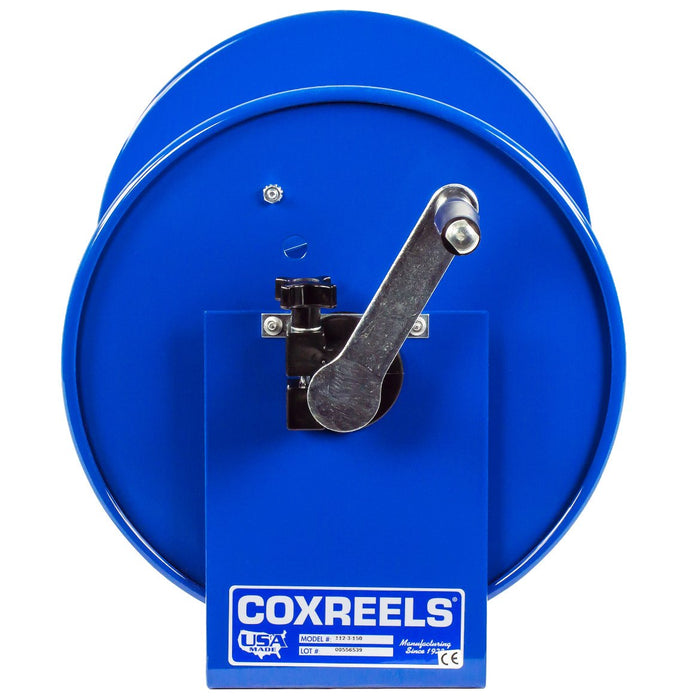 Coxreels 112-3-100 100-Foot 3/8-Inch 4,000-Psi Challenger Crank Reel w/o Hose