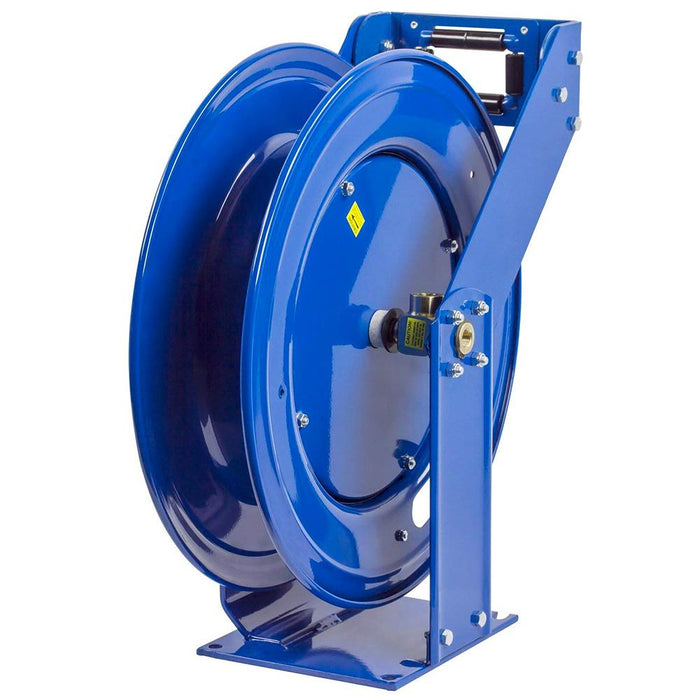 Coxreels THPL-N-375 3/8-Inch x 75-Foot Grease/Hydraulic Supreme Hose Reel