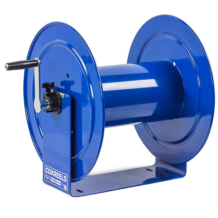 Coxreels V-117-850 2-Inch x 50-Foot Direct Crank Rewind Vacuum Hose Reel