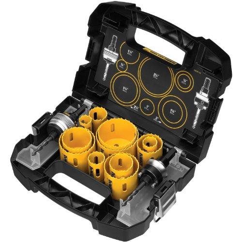 DeWALT 14 Piece Master Hole Saw Set - D180005