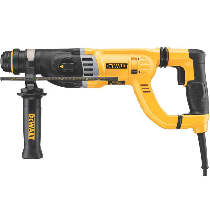 DeWALT D25263K 8.5 Amp 1-1/8-Inch Corded D-Handle SDS Plus SHOCKS Rotary Hammer