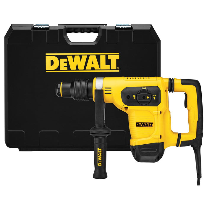 DeWALT D25481K 10.5-Amp 1-9/16-Inch SDS MAX Combination Hammer Kit w/ Shocks