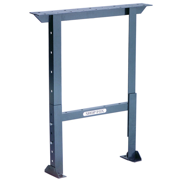Shop Fox D2660 36 x 34-Inch Heavy Duty Steel Adjustable Workbench Leg