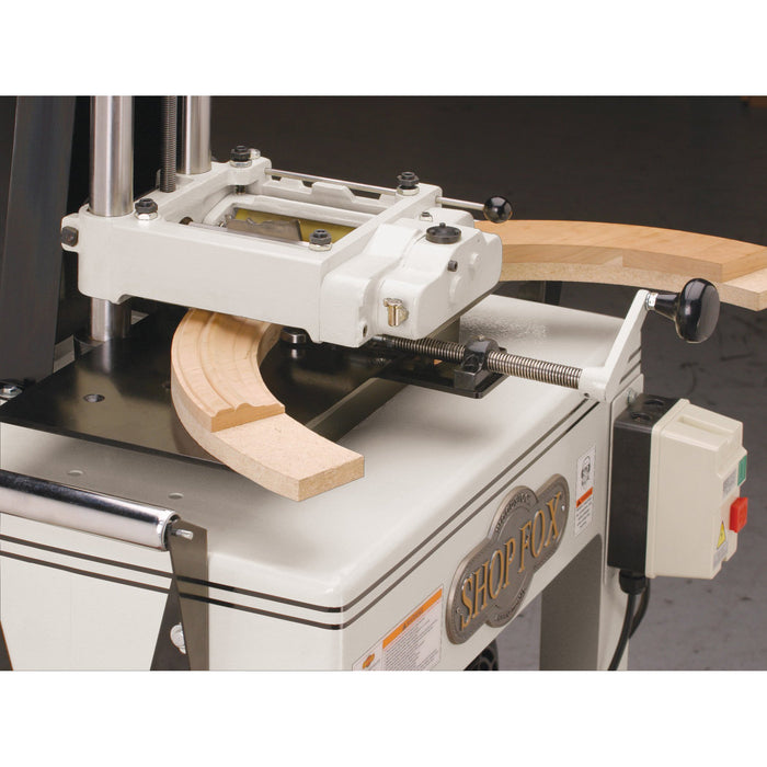 Shop Fox D3393 Elliptical Jig for W1812 Planer / Moulder