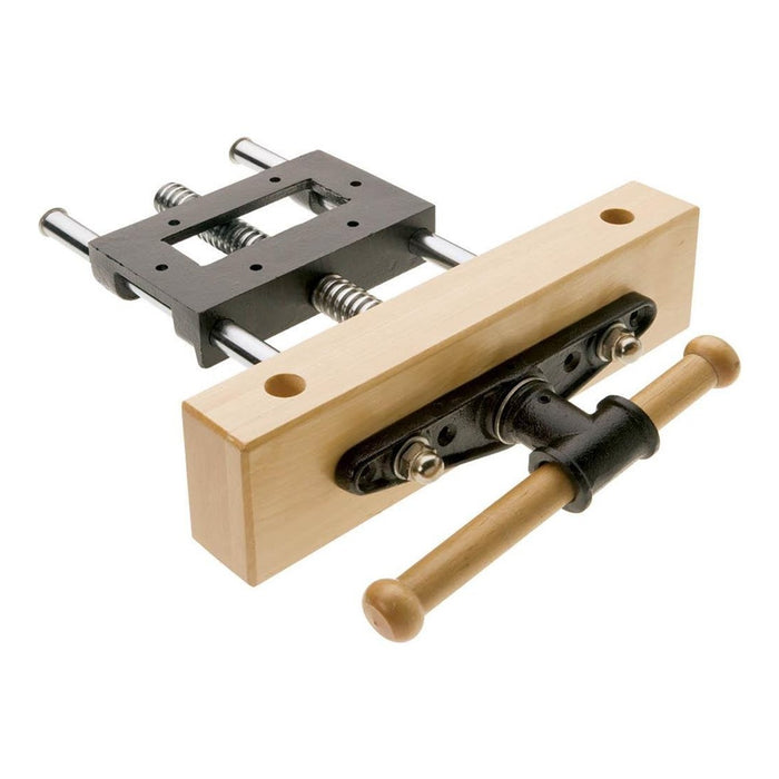 Shop Fox D4648 13-Inch Large Capacity Heavy-Duty Cabinet Makers Front Vise
