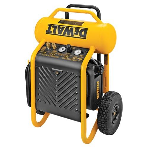 DeWALT D55146 4.5 Gallon 200 PSI Portable Emglo Air Tool Compressor