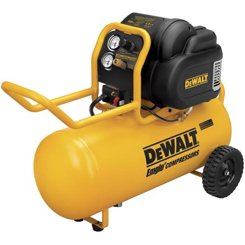 DeWALT D55167 15 Gallon 200 PSI Portable Workshop Air Compressor Tool