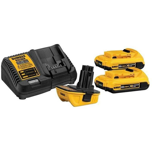Dewalt DCA2203C 20V Max to 18V adapter