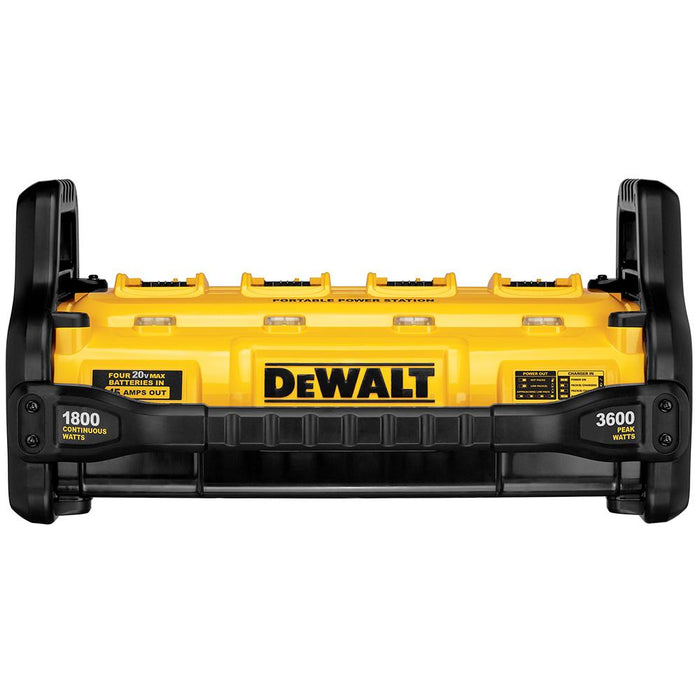 DeWALT DCB1800B 120-Volt 1,800-Watt Portable Power Station - Bare Tool
