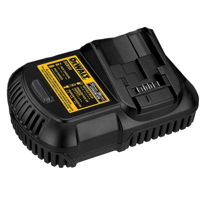 DeWALT DCB205CK 20-Volt 5.0Ah Lithium-Ion Battery Pack and Charger Kit