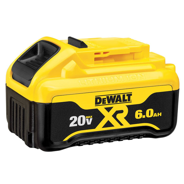 DeWALT DCB206 20V 6.0-Ah MAX XR Durable Premium Lithium-Ion Battery Pack
