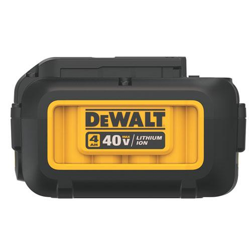 DeWALT DCB404 40V MAX 4.0 Ah Lithium-Ion XR Tool Blower Trimmer Battery