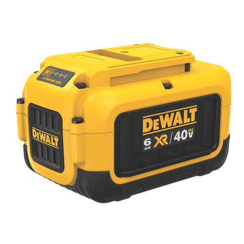 DeWALT DCB406 40V MAX 6.0 Ah Lithium-Ion XR Tool Blower Trimmer Battery
