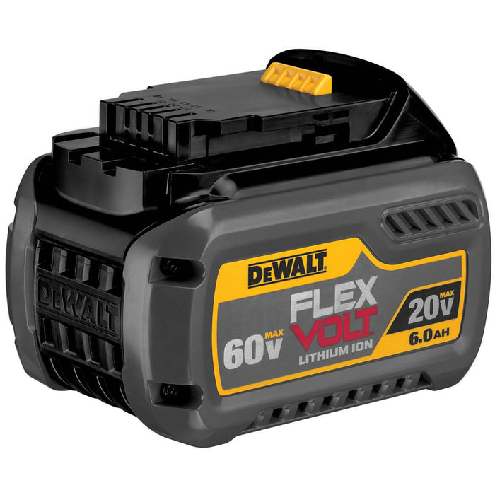 DeWALT DCB606 20V/60V FLEXVOLT 6.0Ah Tri-Platform Durable Battery Pack