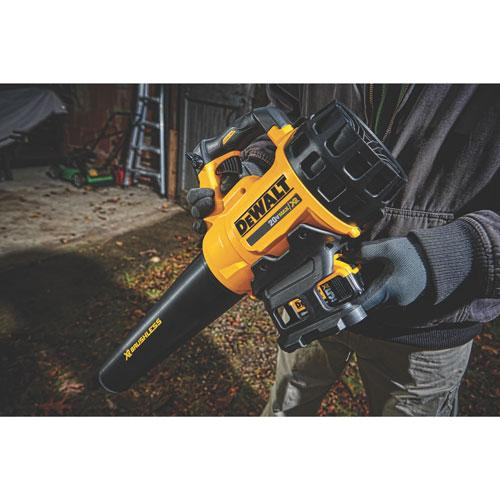 DeWALT DCBL720P1 20 Volt 5.0Ah Li-Ion Brushless Blower Quiet Motor Variable
