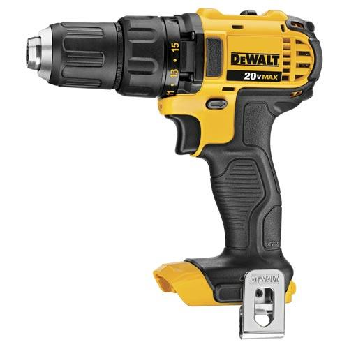 DeWALT DCD780B 20V MAX Cordless 1/2-in Compact Drill Driver Kit - Bare Tool