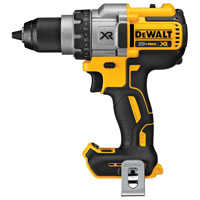 DeWALT DCD991B 20-Volt Lithium-Ion MAX XR Brushless Drill/Driver - Bare Tool