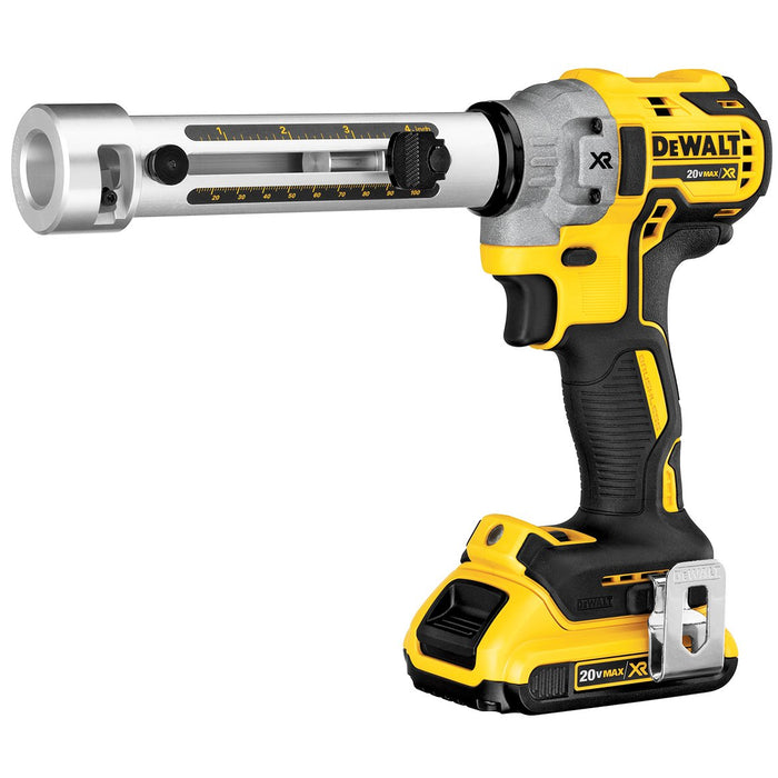 DeWALT DCE151TD1 20-Volt Adjustable Depth Gauge Cordless Cable Stripper Kit
